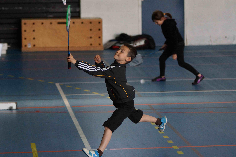 badminton-rush minibad-nuaillé badminton