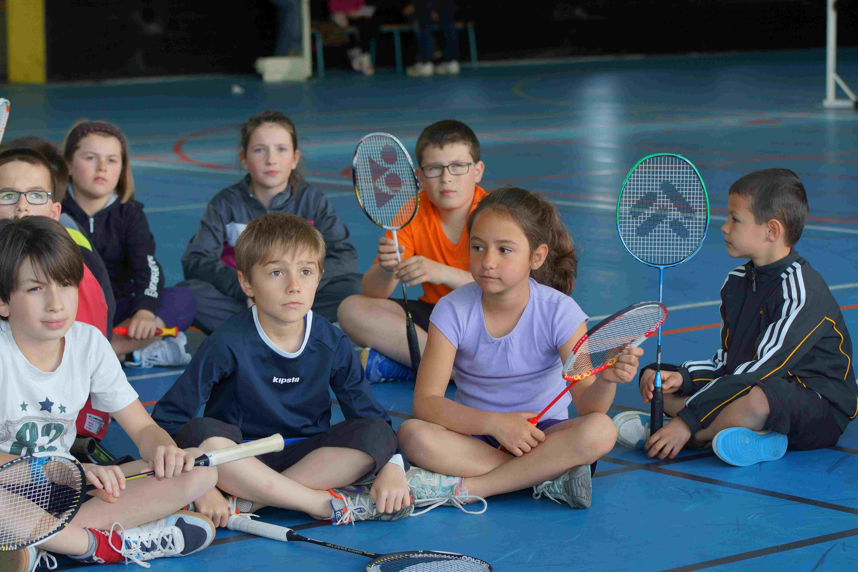 minibad-badminton nuaillé-badminton