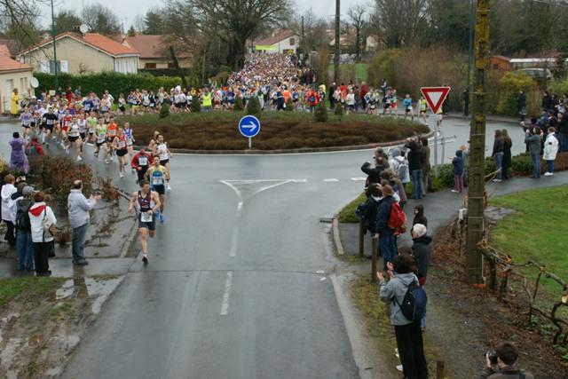 Semi-marathon de Nuaillé