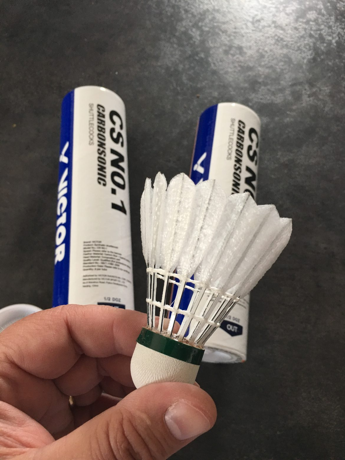 Victor Carbonsonic badminton